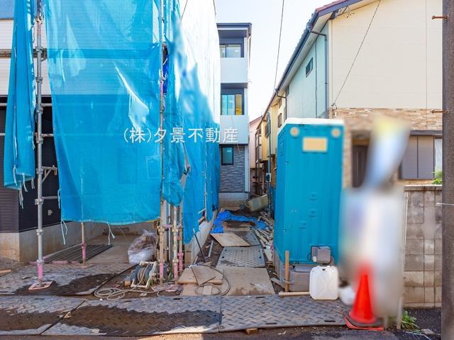 【外観】浦和区領家6丁目13-4(3号棟)新築一戸建てケイアイスタイル