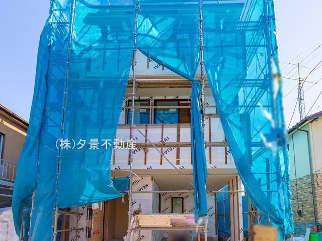 【外観】浦和区領家6丁目13-4(2号棟)新築一戸建てケイアイスタイル