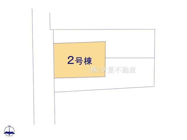 【区画図】浦和区領家6丁目13-4(2号棟)新築一戸建てケイアイスタイル