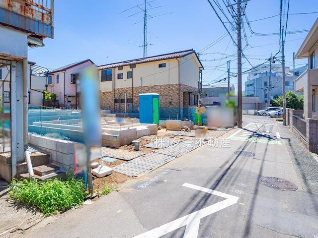 【外観】浦和区領家6丁目13-4(1号棟)新築一戸建てケイアイスタイル