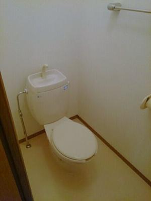 【トイレ】プランタン城西