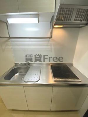 【キッチン】フジパレス新深江Ⅶ番館 仲介手数料無料