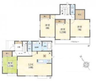 C号棟:住宅性能表示制度で8項目においてトップの確かな品質