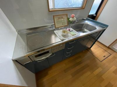 【キッチン】明石市東野町貸家