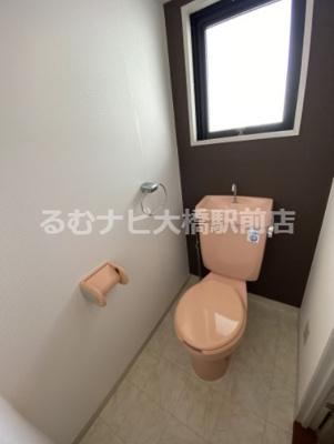 【トイレ】グランレーヴ大橋