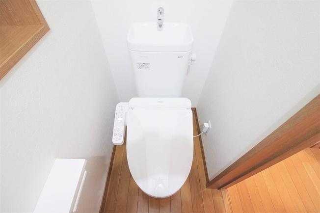 【トイレ】門真市末広町中古一戸建て
