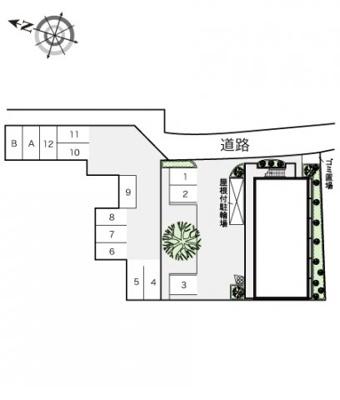 【その他共用部分】レオパレス輝Ⅱ