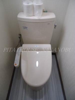 【トイレ】ウエキビル