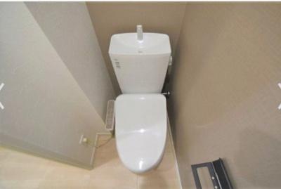 【トイレ】ルミナス西日暮里