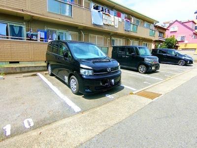 【駐車場】シティハイム カトレア