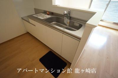 【キッチン】Grandezza(グランデッツア)