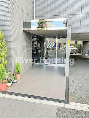 【エントランス】アビテ東高円寺