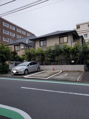 【外観】豊島区高松3丁目駐車場