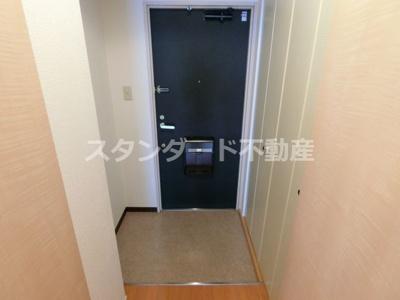 【玄関】アムズメイプル扇町