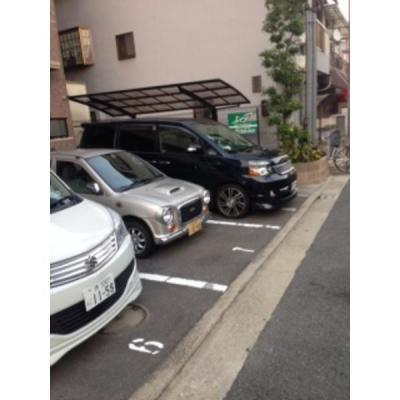 【駐車場】リヴィエール三井