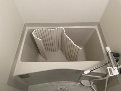 【浴室】グランパシフィック聖天坂