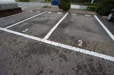 【駐車場】タウンヒル小柴