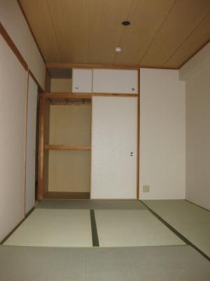 【寝室】浅香山グリーンマンション