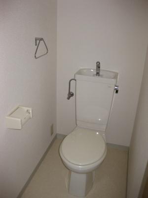 【トイレ】浅香山グリーンマンション