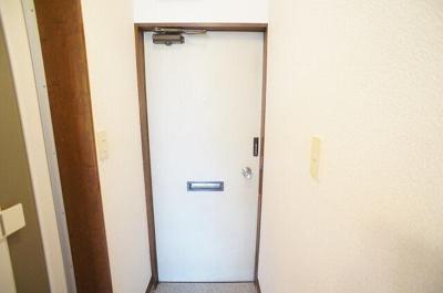 【玄関】クレドール旭
