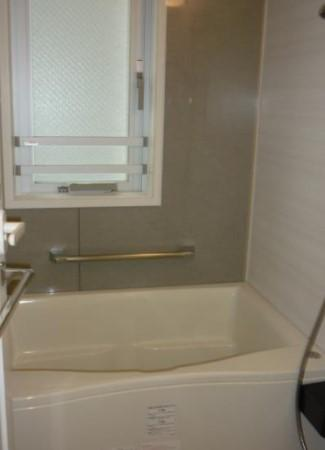 【浴室】レジディア笹塚Ⅱ