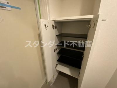 【収納】セレニテ京橋クレア