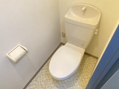 【トイレ】第6グリーンハイツ