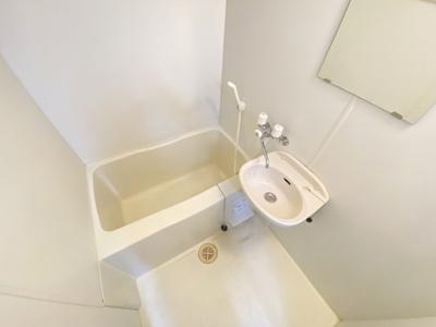 【浴室】第6グリーンハイツ