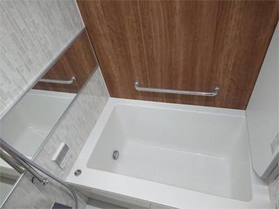 【浴室】ルフォンリブレ赤羽