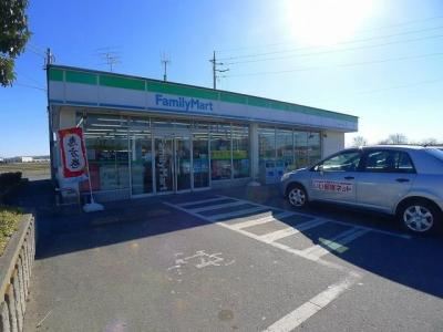 ファミリーマート日野屋千代田店まで800m
