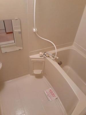 【浴室】ハートフル