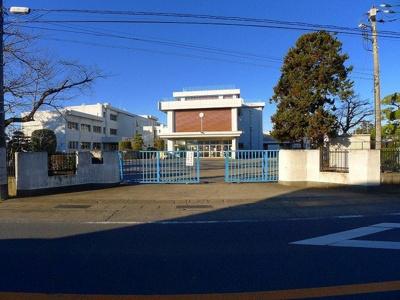 千代田町立西小学校まで450m