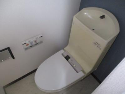 【トイレ】住之江区貸家