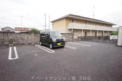 【駐車場】フローラ石宮