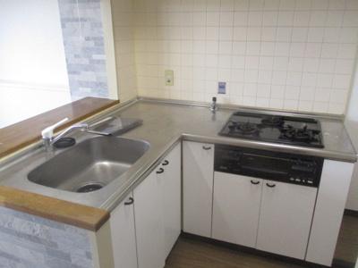 【キッチン】住之江フタバビル