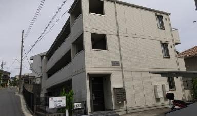 新横浜駅徒歩5分のアパートです。