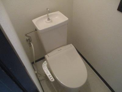 【トイレ】パシフィック花園町