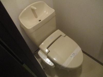 【トイレ】フジパレス住之江ウエスト