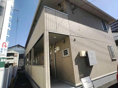 【外観】倉賀野駅 倉賀野町 1DK 1階