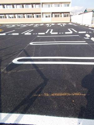 【駐車場】ブランドール