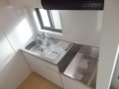 【キッチン】リーアル・キャスルⅡ