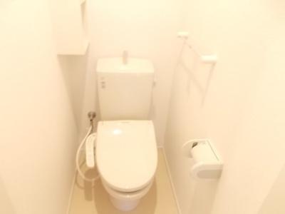 【トイレ】リーアル・キャスルⅡ