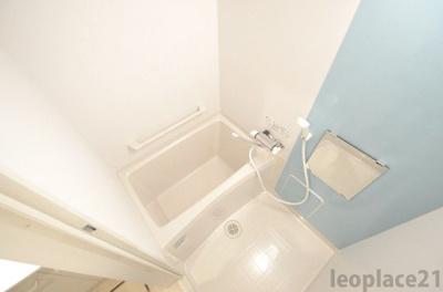 【浴室】クレイノリヴェール
