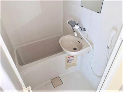 【浴室】レオパレス永国