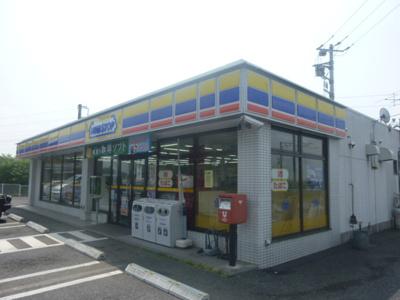 ミニストップ土浦木田余店まで628m