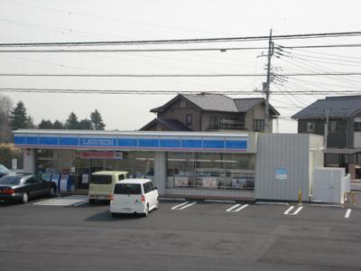 ローソン土浦木田余店まで871m