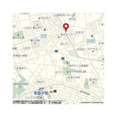 【外観】ベルピア常盤平第11-3