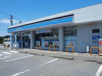 ローソン富山ひらき店まで650m