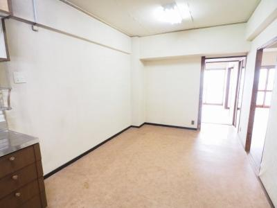 【キッチン】高倉第一コーポA棟