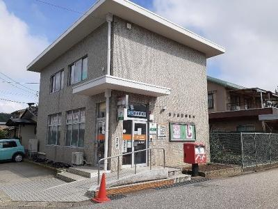富山富田郵便局まで1000m